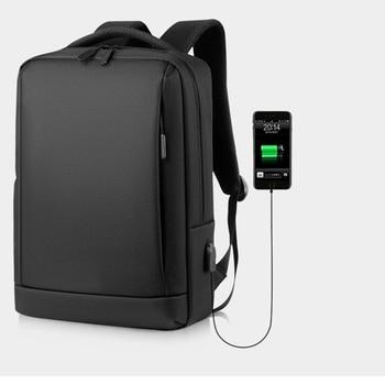 Anti Theft Oxford Men 14 inch Laptop Backpacks School Fashion Travel Male Mochilas Feminina Casual Women Schoolbag USB Charging 1