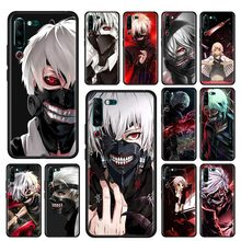 Anime Tokyo Ghouls Silicone Soft Case for Lenovo Z6 Lite A6 K10 Note Z6 Pro 5G K10 Plus Z6 Youth Phone Case Shell no ghouls allowed