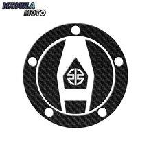 цена на For Kawasaki H2 2015 2016 H2R 15 16 ZX-10R ZX10R 2016 Carbon Fiber Motorbike Tank Pad Gas Cap Decal Protector Sticker Decal