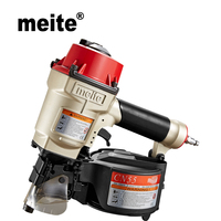 MEITE CN55 2 1/4 industrial air coil nailer gun powerful air pneumatic tools for wood Jun.14 Update tool