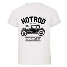 купить Hotrod Old School Since 1936 Gassa Gasser Drag Car L T Shirt Tee New 2019 Tops Cool T Shirt дешево