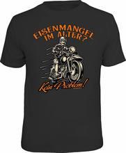 T-shirt pour homme, vêtement pour la Moto