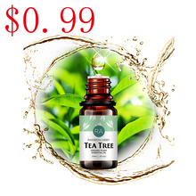Tea Tree Clove Jasmine Lavender Essential Oil Pack For Aroma