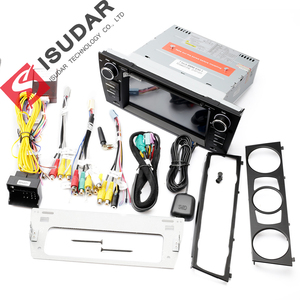 Image 5 - Isudar 2 DINวิทยุAndroid 9 สำหรับBMW/320/328/3 Series E90/E91/E92/e93 รถมัลติมีเดียเครื่องเล่นดีวีดีGPS Navigation DVR FM