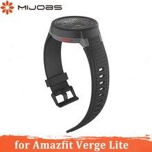 Silica Strap für Amazfit Rande Lite Band Smart Armband Weiche Armband für Huami Xiaomi Amazfit Bip Armband Strap Zubehör