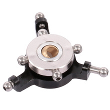 цена на For XK K130 RC Helicopter Parts Metal Swashplate for XK K130 RC Helicopter RC Models Spare Part DIY Accessories
