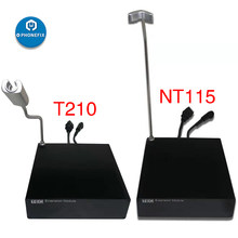 TEC Expansion Module with T210 Holder 2SHE NP115-A Handle FOR JBC Soldering Station Extended Double Holder Calable Nano Handle(China)