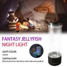 Светодиодная имитация медуз светильник usb источник питания/батарея