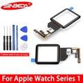 Сенсорная панель Sinbeda AAA + для Apple Watch Series 1, 38 мм, 42 мм, сенсорный экран, дигитайзер для Apple Watch 7000, сенсорный экран
