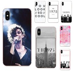 На Алиэкспресс купить чехол для смартфона the 1975 music new personalized print phone case for xiaomi redmi mi 4 7a 9t k20 cc9 cc9e note 7 8 9 y3 se pro prime go play