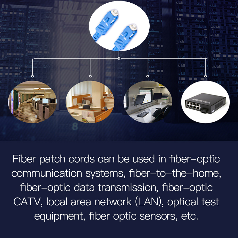 Image 3 - 10PCS 3M SC SC Fiber Optic Patch Cord SC/UPC SM SX 2.0mm 3.0mm 9/125um FTTH Fiber Patch Cables Singlemode Optical Jumper PigtailFiber Optic Equipments   - AliExpress