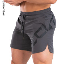 GYMOHYEAH Gyms Shorts Mes cloth Short Trousers Casual Jogger