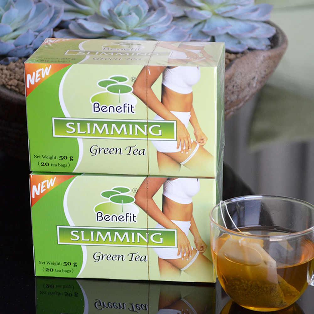 Самые безопасные чаи для похудения