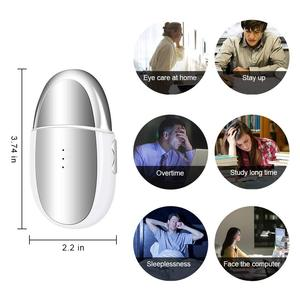 Image 4 - Ionic Eye Lift Anti Aging Machine Face Lift Huidverstrakking Ogen Zakken Remover Galvanische Spa Massage Apparaat Voor Gezicht Eye massager
