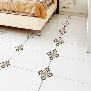 Image 5 - Floor Tiles Stickers Waterproof Seam Line Tile Stick Self Adhesive PVC Ceramic Wall Floor Crevice Line Sticker Decoration Tape