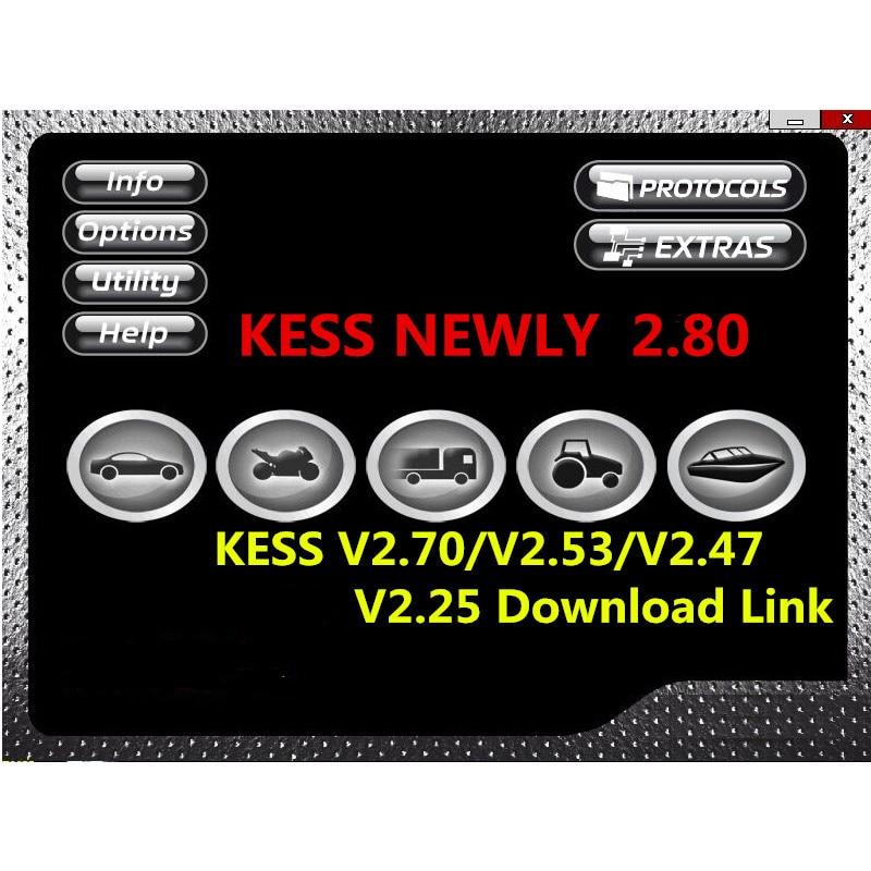 Новинка 2021, программное обеспечение KESS 2,8 Ksuite 2,53 2,70 K-tag V2.25, ссылки для скачивания KESS V5.017 KTAG V7.020 KESS 2,7 K-tag 2,25