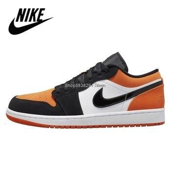 Nike-Zapatillas deportivas Air Jordan 1 Retro Para hombre y mujer y calzado...