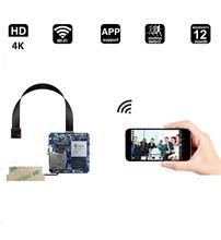 WIFI 4K 1080P Mini กล้องซ่อน MICROS กลางแจ้ง DVR กล้องวิดีโอสำหรับ Drone กล้องวิดีโอดิจิตอลกล้อง WiFi Motion DETEC โรงงาน