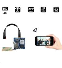 WiFi 4K 1080P Mini Kamera Drahtlose Versteckte Micros Outdoor DVR Camcorder für Drone Digital Video Kameras WiFi Motion detec Fabrik
