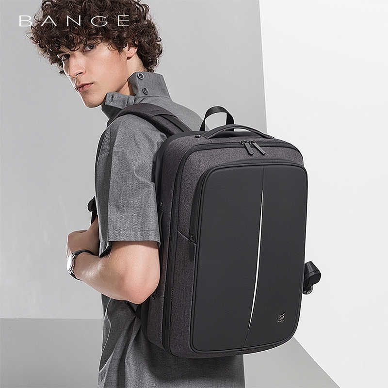 2020 NEW Waterproof Laptop Backpack Men 15.6 inch Office Work Fashion Men Backpack Business Bag for women teens