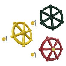 Toy Steering-Wheel Boat Plastic Playground-Accessories House Swing Kindergarten Small