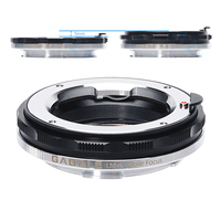 Extendable Lens Mount Adapter Macro Ring for Leica M LM Lenses and CL T TL TL2 SL Panasnonic L S1 S1R Sigma FP Camera Body