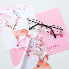 Student Myopia Eye Cloth Lovely Cartoon Clean Screen Clean Cloth eyewear