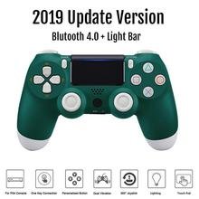 Multi touch Wireless Controller Bluetooth 4.0 Dual Shock Joystick Gamepads for PlayStation 4 PS4