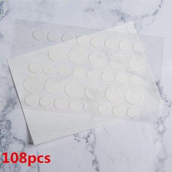 36/72/108pcs Acne Remover Sticker Anti-Acne Blackhead Treatment Plaster Acne Pimple Patch Mask Facial Care Tool Skin Care D2668 - 108pcs