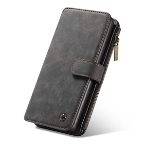 Image 5 - For Samsung Galaxy Note 10 Wallet Case Caseme Vintage Leather Flip Book Style Mobile Phone Bags For Galaxy Note10 plus Coque
