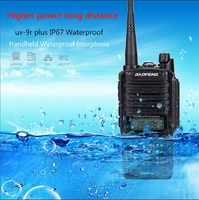 higher power radio