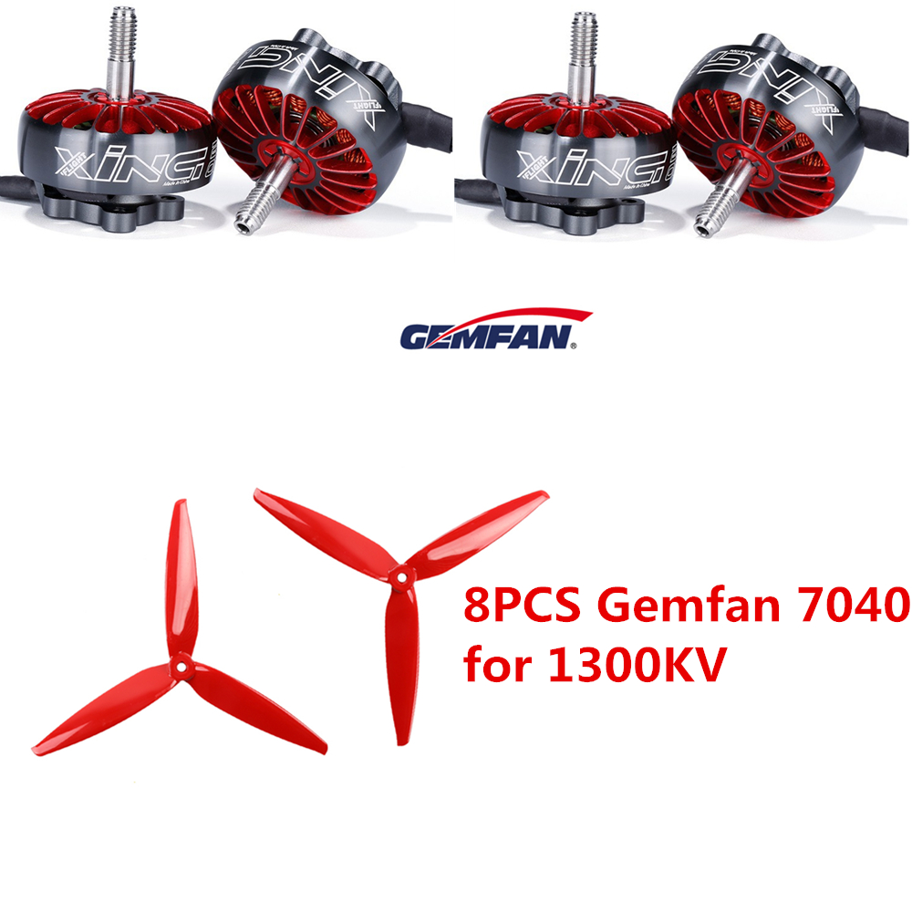 4PCS IFlight XING X2806.5 2806 1300KV 1800KV NextGen <font><b>FPV</b></font> <font><b>Brushless</b></font> Motor for RC <font><b>Drone</b></font> <font><b>FPV</b></font> Racing X-CLASS Long Range 6S Freestyle image