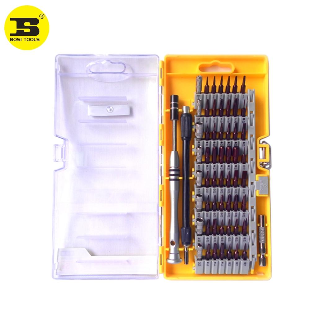 BOSI kvaliteetne uus 60PC / PDA / mobiiltelefoni kruvikeerajate - Käsitööriistad - Foto 1