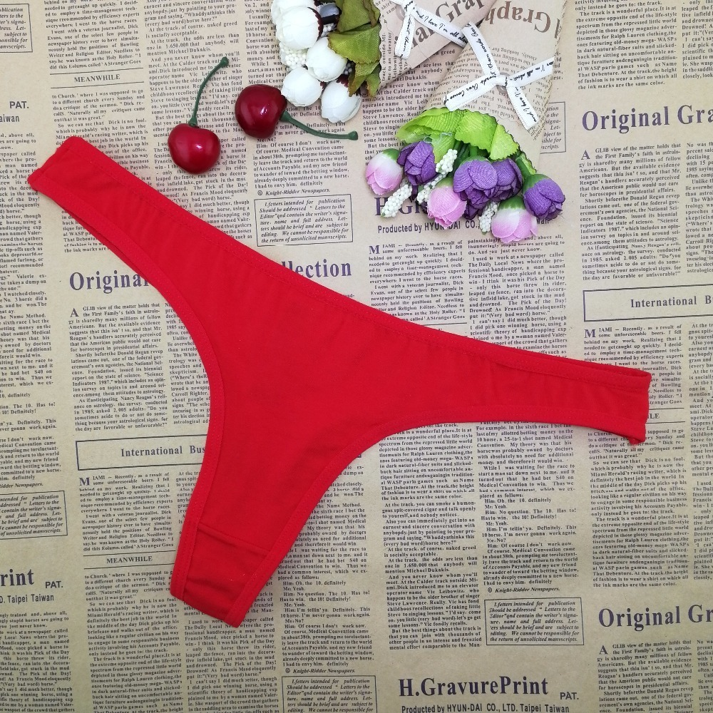 New multi-color Sexy cozy comfortable Lace Briefs thongs Underwear Lingerie for women 1pcs ah852
