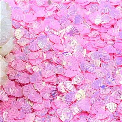 15g-Iridescent-Sparkle-Shell-Glitter-Confetti-7MM-Purple-For-Baby-Shower-Confetti-Party-Table-Scatter-Decor (2)
