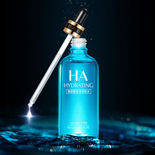 15ML/100ML Hyaluronic Acid Face Serum Skin Moisturizer Facial Whitening Lifting Visage Firming Soothing Repair Face Care Essence