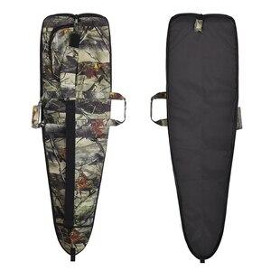 Image 3 - AIRSOFTPEAK Funda de pistola militar, bolsa de Rifle de táctica, camuflaje para exteriores, accesorios de caza ocultos, fundas de transporte para armas de tiro de 130CM