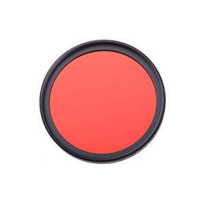 Image 5 - Full Color DSLR Camera Lens Filter 49mm 52mm 55mm 58mm 62mm 67mm 72mm 77mm Blue Red Orange full color Lens Filter