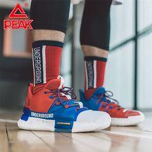 Пиковая Профессиональная Мужская Баскетбольная обувь уличные
