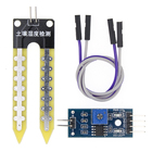 LM393 Soil Moisture Hygrometer Detection Humidity Sensor Module Development Board DIY Robot Smart Car for arduino