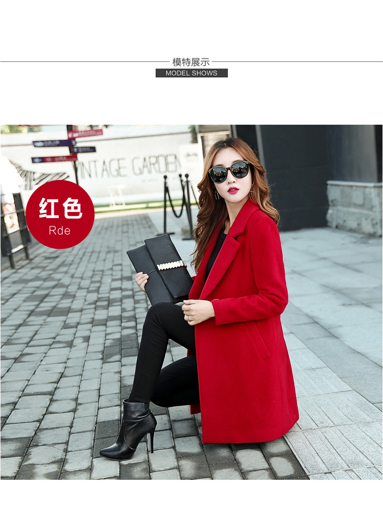 YICIYA Winter autumn Coat Women Wool Jacket Long Oversized Coats Plus Size Large Black Blend Woolen Warm Outerwear 2019 Clothing 25