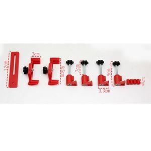 Image 3 - Support de verrouillage darbre à cames, ensemble doutils de verrouillage de synchronisation de moteur de voiture E7CA 5 pièces