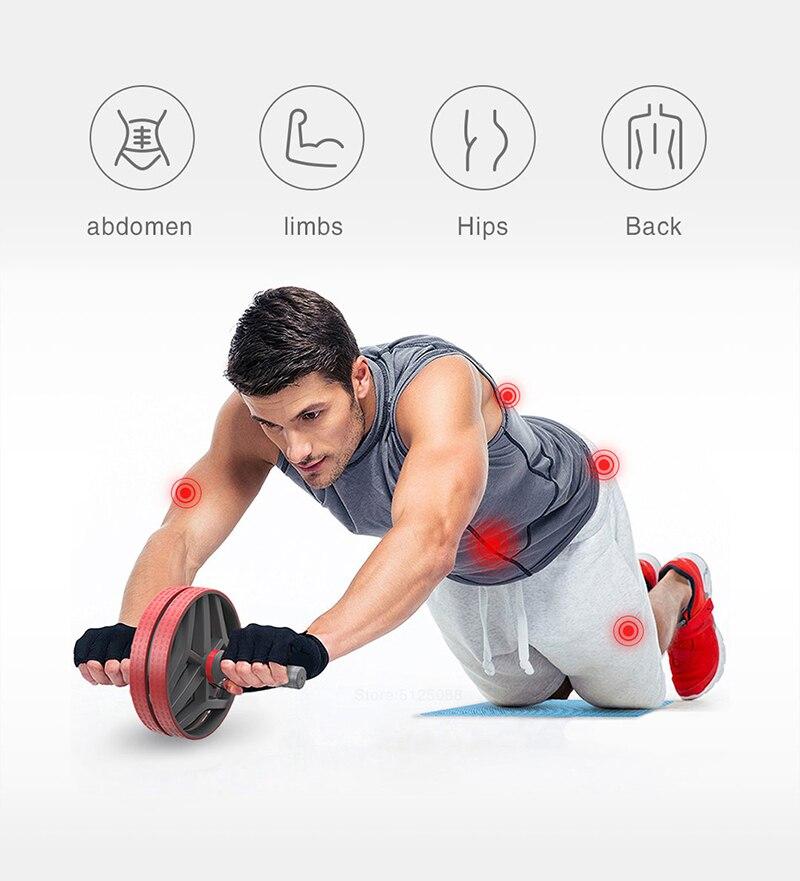 Xiaomi rueda gimnasio