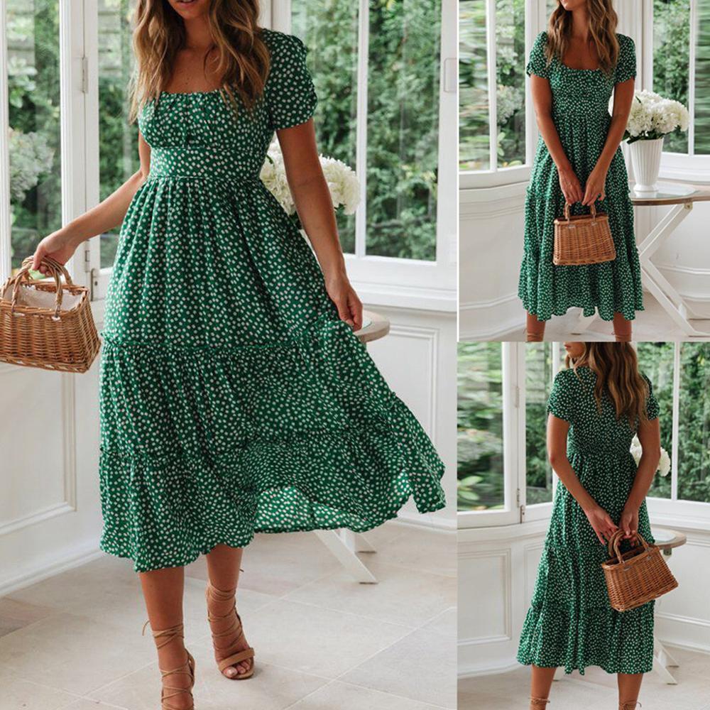 Платье женское, сексуальное, без бретелек, с принтом, облегающее, средней длины, светло-синее, S-XL