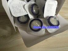 Millipore 50pcs/lot GC HPLC injector needle disposable PVDF membrane syringe filter Sterile filter 33mm/0.45um