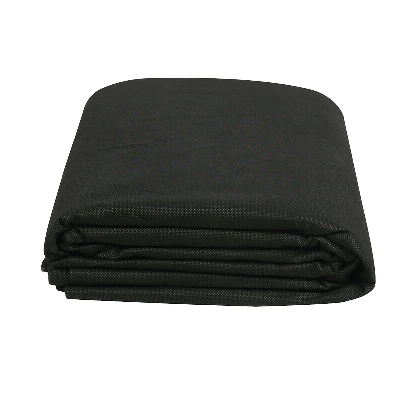 Agricultural Anti Grass Cloth Farm-oriented Weed Barrier Mat Black Plastic Mulch Thicker Orchard Garden Weed Control Fabric