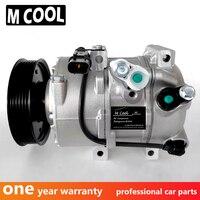 High Quality Ac Compressor For Car Kia Sorento 2.4L 97701-2P400 1F3BE-06400 3L104-0043