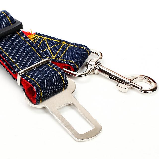 Adjustable Dog Car Safety Belt