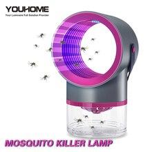 Led moustique tueur lampe UV veilleuse pas de bruit pas de rayonnement USB électrique pour cuisine chambre insecte tueur mouches piège lampe