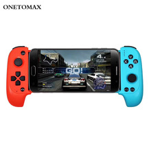 цена на Wireless Bluetooth Game Controller Telescopic Gamepad Joystick For iPhone Samsung Xiaomi Huawei Android IOS Phone Support IOS